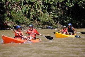Casa del Suizo_canoeing