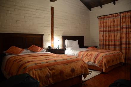 HOTEL HACIENDA ABRASPUNGO-DOBL ROOM