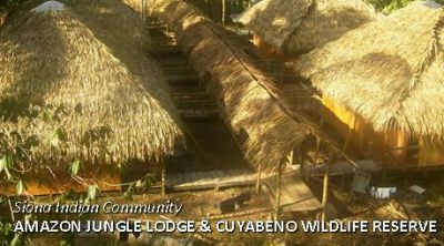 Siona Lodge_ FACHADA