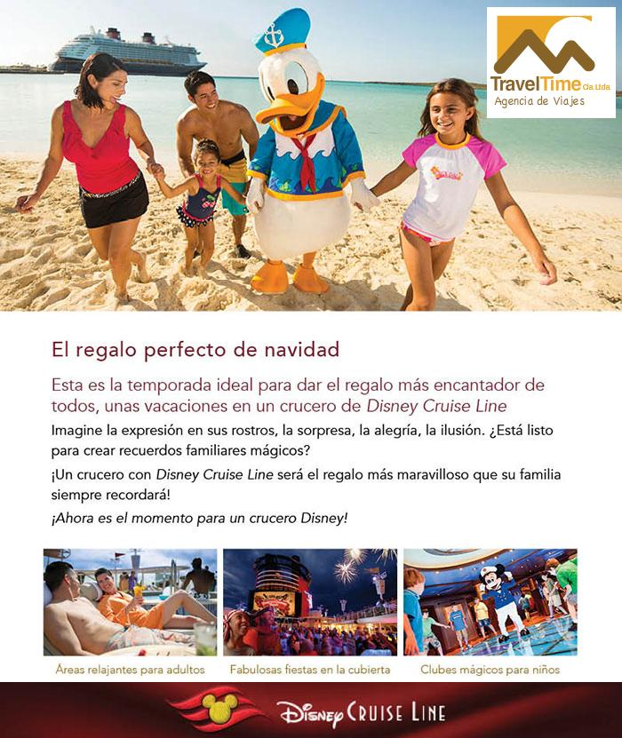 CRUCERO DISNEY FAMILIAR