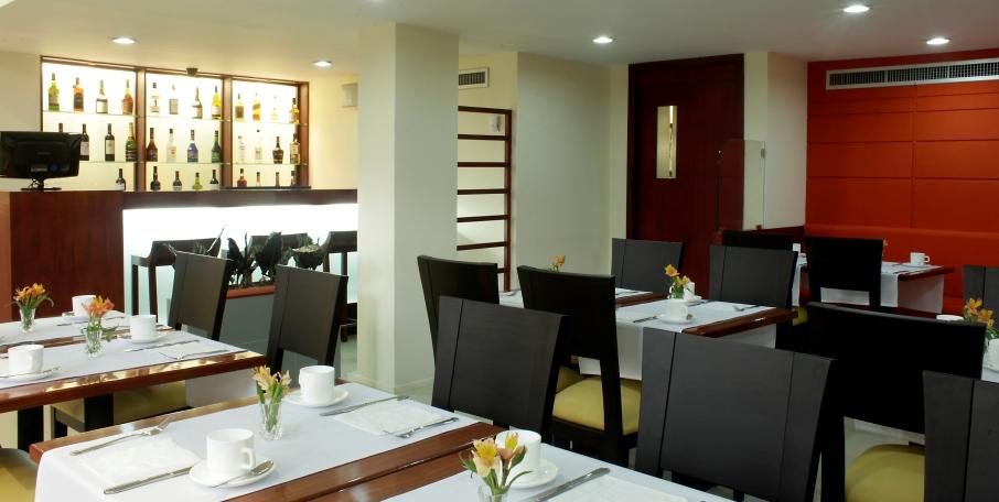 restaurante city plza